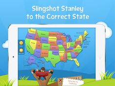 If your kids LOVE Flat Stanley (and who doesn't) you may want to check out the FREE version of this iPad app - Learn the Sates with Flat Stanley FREE. Second Grade Books, Flat Stanley, Educational Apps For Kids, 4th Grade Social Studies, Authors Purpose, Classroom Activities, Classroom Organization, Study History, School Projects