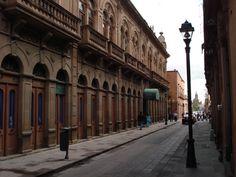 una calle de mi ciudad