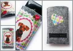 Dog! ★  www.facebook.com/LumpisWelt  ★ handmade iphone cases made in germany