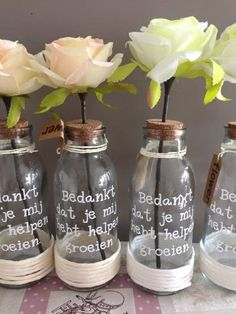 ideas for a small or personal thank you at the end of the school year. ideas for a small or personal thank you at the end of the school ye - Gag Gifts, Party Gifts, Teacher Appreciation Gifts, Teacher Gifts, Diy For Kids, Crafts For Kids, Diy And Crafts, Arts And Crafts, Farewell Gifts