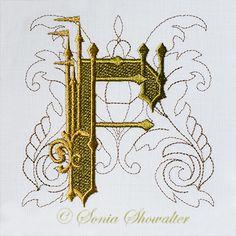 The Citadel Alphabet- F: Sonia Showalter