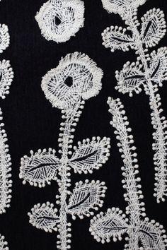 mina perhonen - frost garden embroidery