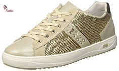 Nero Giardini P717212d, Sneakers Basses Femme - Blanc - Bianco (419), 38 EU EU