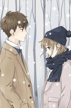 """A Cute Woman and Her Clingy Husband - """"Fuck off, Su Ni!"""" """"Dear, I'm sorry to see you suffer from sexual dissatisfaction, so just - Anime Cupples, Fanarts Anime, Anime Guys, Anime Characters, Anime Couples Drawings, Anime Couples Manga, Manga Couple, Anime Love Couple, Cute Anime Coupes"""