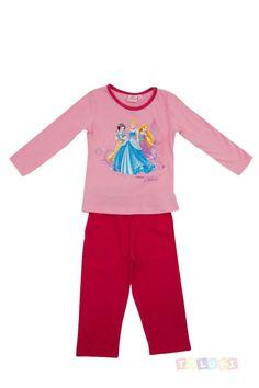 Pyjama Fille Disney Princess  Robe de bal bleue