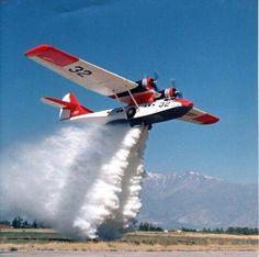 Catalina fire fighting