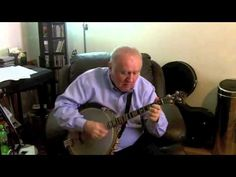 """Pagan Love Song"" (Freed/Brown) Eddy Davis Banjo - YouTube"