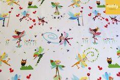 Inkalily Fabrics - Little Fairies #fabriclove #kinderstoffen #stoffenonline #stoffen #naaienisleuk #naaieniship #diy #MichaelMillerFabrics #MMFabrics #onlinestoffen #stoffenwinkel #ilovesewing #onlinefabricstore #BirchFabrics #Inkalilyfabrics #RobertKaufman #RileyBlake #JNY #SoftCactus #ArtGallery #AlexanderHenry #Kokka