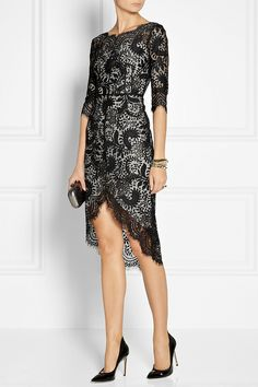 LOVER Horizon Lace Dress Black $850 (SAVE $100 OFF REG. RETAIL PRICE) FREE WORLD DELIVERY * FREE GIFT WRAPPING * FREE RETURNS * 100% QUALITY ASSURANCE GUARANTEED..FOLLOW US ON POLYVORE! WE HAVE JUST BEEN HONORED WITH THE OFFICIAL BLACK SEAL ALONG WITH GUCCI & OTHER GREAT COMPANIES! SAVE $100.00 OFF THIS DRESS UNTIL DEC 21st!