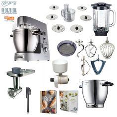 KENWOOD Pack promotionnel Cooking Chef robot ménager KM096 de ...
