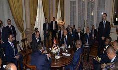 مفاوضات سد النهضة تفشل بعد 13 ساعة من المباحثات الماراثونية: فشل وزراء الخارجية والمياه وقادة الاستخبارات في السودان ومصر وإثيوبيا في…