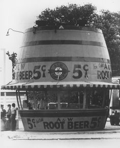 A & W Root Beer - South Bend, Indiana by The Pie Shops