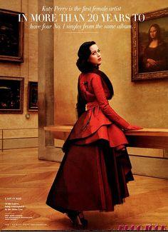 Katy Perry - Vanity Fair - June 2011