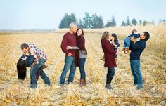 family family photos, farm family, corn corn field, harvest, sunset