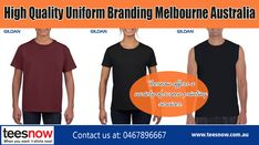 High Quality Uniform Branding Melbourne Australia|https://www.teesnow.com.au