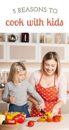 Do you have a favorite recipe to cook with kids? Whether dessert, dinner…