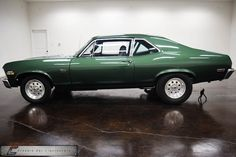 1970 Chevrolet Nova For Sale - Classic Car Liquidators Nova Car, Chevy Nova, Chevrolet Camaro, Classic Hot Rod, Classic Cars, Buick, Cadillac, Old Hot Rods, 70s Cars