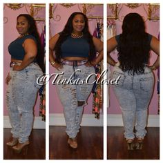 Thick Girl Fashion, Curvy Fashion, Plus Size Fashion, Women's Summer Fashion, Fashion Wear, Fashion Women, Curvy Outfits, Cool Outfits, Sassy Diva
