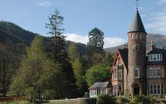 Scottish Hotel of the Year 2013 - The Torridon - Luxury Highland Hotel