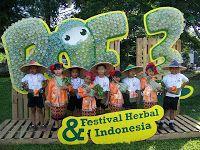 Herbal Festival University Event