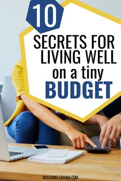 Living on a tight budget can make saving money difficult but it's not impossible! Learn the best ways to live well on a tight budget and save money without feeling broke! #savemoney #tightbudget #budgetingtips #howtobudget Budget Chart, Budget Spreadsheet, Living On A Budget, Family Budget, Frugal Living, Budgeting System, Budgeting Money, Ways To Save Money, How To Get Money