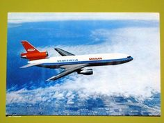 Viasa airlines DC10