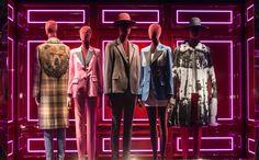 @Gucci #Paris #WindowsWear #Gucci www.windowswear.com