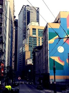 Rua Boa Vista - São Paulo - Brasil