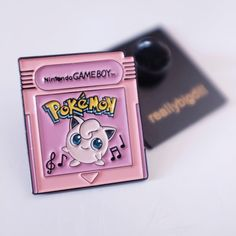 PRE-ORDER: Pokemon Fantasy Cartridges - Jigglypuff Pink Edition by reallybigdillshop on Etsy https://www.etsy.com/listing/463917468/pre-order-pokemon-fantasy-cartridges
