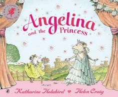 Another Angelina Ballerina book, and one of the best