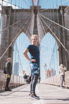 From every day walks to rock climbing feats, the Wow tight allows you to explore with ease. Designed with flexibility and protection from the elements,  Sasha DiGulian labels these a must-have. Shop the collection by clicking through.