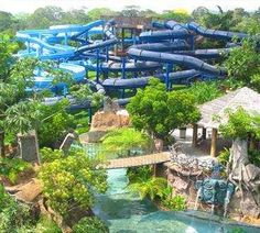 Irtra, Guatemala  Best waterpark in Latin America