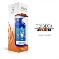 Halo Tribeca Type V - High VG Ultra-Smooth Tobacco E Liquid