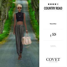 Covet Fashion, The Twenties, Capri Pants, Challenges, Suits, My Style, Capri Trousers, Suit, Wedding Suits