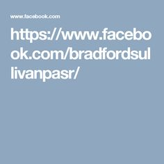 Bradford/Sullivan Chapter Facebook page