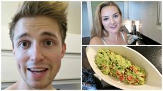Homemade guacamole by Niomi Smart and Marcus Butler.