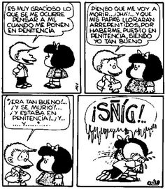 Mafalda - (Quino) Mafalda Quotes, Jim Davis, Humor Grafico, College Hacks, Sanrio, Wise Words, Geek Stuff, Lol, Comics