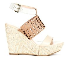 Bristol Wedge Sandal.