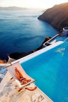 Santorini. Grecia