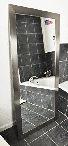 American Made Rayne Silver Wide 30.5 x 65.5 Floor Mirror Rayne Mirrors http://www.amazon.com/dp/B00GM4XHF8/ref=cm_sw_r_pi_dp_W2wNvb05GQ16R
