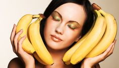 How Well Does a Homemade Banana-Coconut Hair Mask Work?