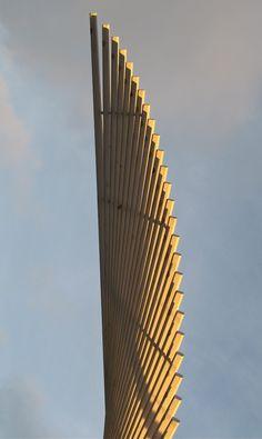 The Milwaukee Art Museum (Santiago Calatrava). Photo: Åse Margrethe Hansen