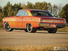 1967 Chevy Ii Nova for Miss Chevelle