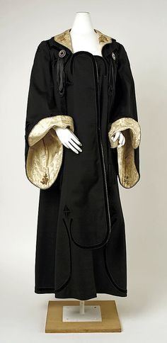 Evening Coat, 1902, via Metropolitan Museum of Art.