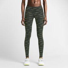 Nike Dri-FIT Epic Run Printed Women's Running Tights.