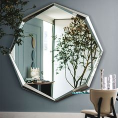 Cattelan Italia Emerald Magnum mirror by Paolo Cattelan
