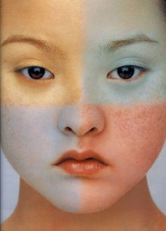 model: Devon Aoki Credit: Photos from Zing Makeup.