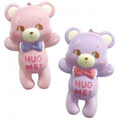 Domiel Hug Me! Bear Squishy  (◕ᴥ◕) Kawaii Panda - Making Life Cute