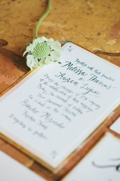 Photography by loftphotographie.com Styling, Floral, Rentals by sweetsundayevents.com Stationery by stationerybakery.com  Read more - http://www.stylemepretty.com/2013/07/24/spanish-inspired-shoot-from-loft-photographie/