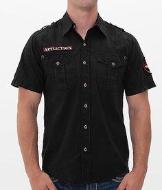 Affliction Black Premium Across Lots Shirt at Buckle.com
